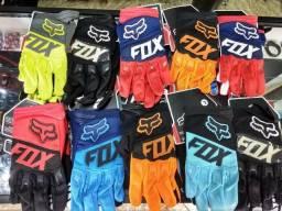 Luva Fox ideal para mountain bike e motocross