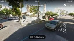 Terreno de Esquina(Conselheiro/São Pedro à venda com 410m2, Batista Campos, Belém, Pará
