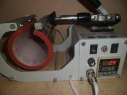 Prensa de canecas metalnox