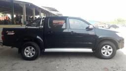 Vendo Hilux 2014 SRV Aut completa - 2014