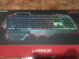 Teclado warrior tc 210