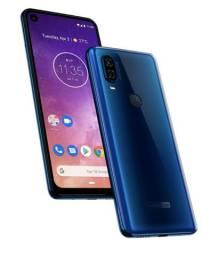 Motorola One Vision 128 gigas Azul