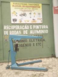 "Guincho Hidráulico 3 toneladas - ""Girafa"""