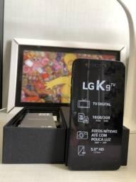 Lg k9 tv novo