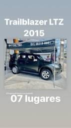 Trailblazer LTZ 2.8 200cv Diesel 4x4 AT 07 lugares - 2015