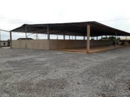 Alugo galpões e áreas livres na Ponte Alta Norte Gama DF