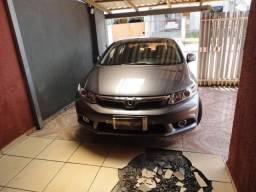 Honda civic lxs 1.8 cambio manual ano 2014\2015 - 2015