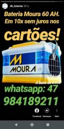 Moura 60 AH GD