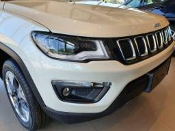 JEEP COMPASS 2.0 16V DIESEL LONGITUDE 4X4 AUTOMATICO. - 2020