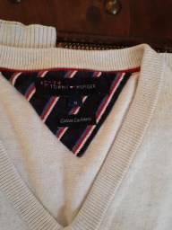 Blusa de lã Tommy