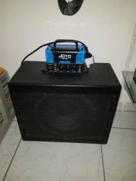 Amplificador Joyo valvulado