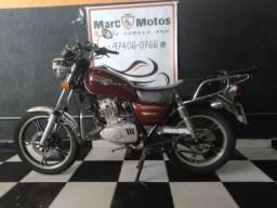 Suzuki Intruder 125 - 2013
