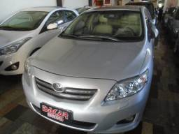 Toyota Corolla SEG 1.8  Prata - 2009