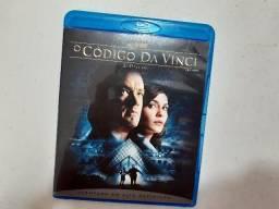 Bluray O Código Da Vinci (duplo) RARO