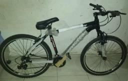 Bicicleta Aro 26 alumínio gtmax, NOVA, sem uso, com nota fiscal e garantia