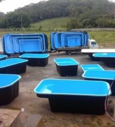 Fábrica piscina