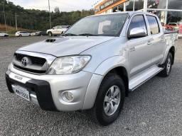 Toyota/hilux 3.0 srv aut 2010 - 2010
