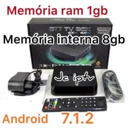 Tv box MXQ Android 7.1.2