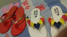 Sandálias Petitejolie