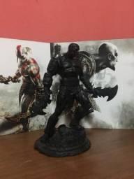 Boneco kratos god of war colecionador