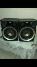 2 caixa de som Panasonic