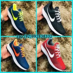 4c575cef28 Tênis Nike air pegasus LANÇAMENTO PROMOÇÃO (992838332)