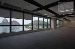Andar para alugar, 658 m² - Botafogo - Rio de Janeiro/RJ
