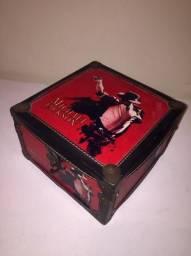 Michael Jackson Caixa Porta Objetos