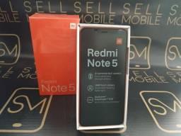 Celular Xiaomi Redmi Note 5 64Gb - Nota Fiscal - 1 Ano de Garantia - Somos LOJA