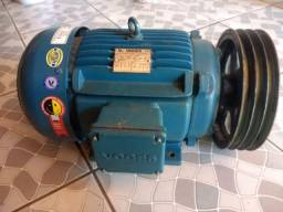 Motor Elétrico Trifásico 12,5 CV - 4 polos