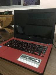 Notebook Acer 15 Polegadas semi novo