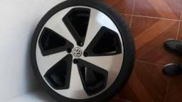 Rodas extra 18 com pneus