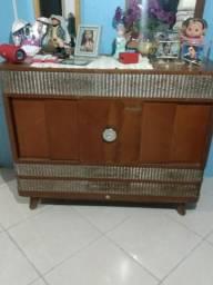 Radio c eletrola reliquia