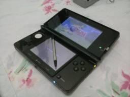 3DS clássico desbloquado 32 GB