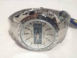 Relógio Atlantis Digital e Analógico