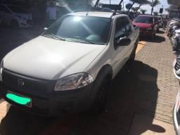 Fiat Strada -2018 Cabine Dupla Unico Dono - 2018