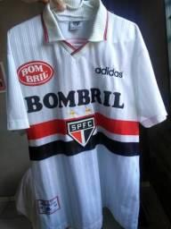 Camisa do São Paulo bicampeão oficial
