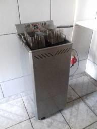Fritadeira água e óleo - 18 litros - Elétrica