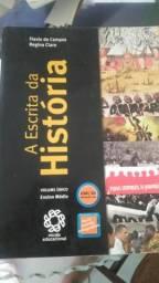 Livro de historia motiva