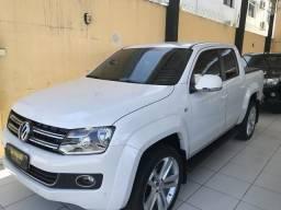 Vw - Volkswagen Amarok Highline 4x4 Aut extra! - 2016