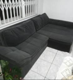 Vendo sofá grafite