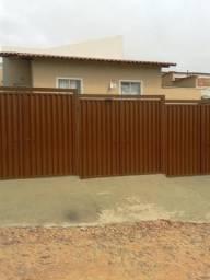 Casa Geminada à venda, 2 quartos, 1 vaga, Cidade Nova I - Juatuba/MG