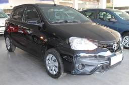 TOYOTA ETIOS 2018/2018 1.5 XS 16V FLEX 4P MANUAL