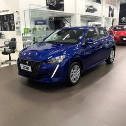 Peugeot 208 NEW ACTIVE 1.6 AUT 4P