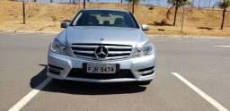 Mercedes C 180 1.6 Turbo 2013/2013. Raridade !! Muitíssimo conservada !!