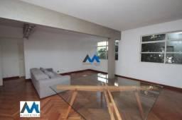 Apartamento para alugar com 3 dormitórios em Santo antônio, Belo horizonte cod:ALM749