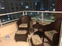 Apartamento com 2 dormitórios à venda, 74 m² por R$ 420.000,00 - Capoeiras - Florianópolis