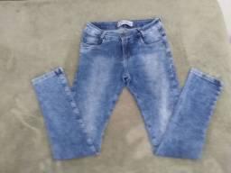 Calça jeans infantil tam 16