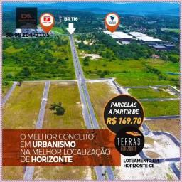 Lotes Terras Horizonte >@!