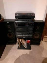 Sony LBT V 102 - som Vintage